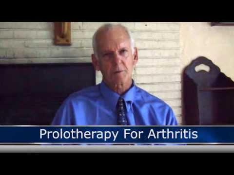 Prolotherapy For Arthritis