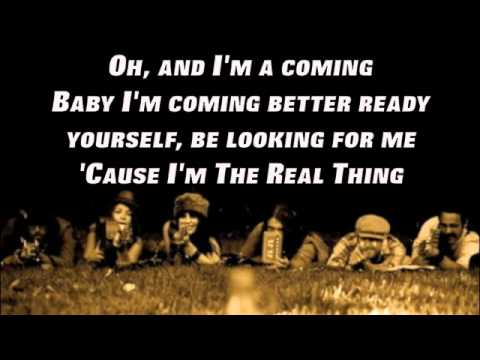 The Real Thing - Audra Mae & The Almighty Sound (Lyrics)