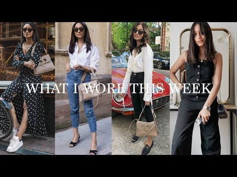 WHAT I WORE THIS WEEK | EVERYDAY OUTFITS