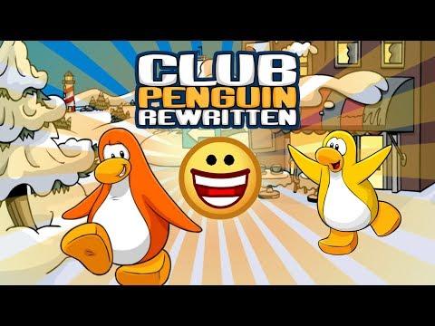 Club Penguin ReWritten - What Penguins Do.