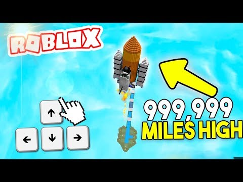 ROCKET SPACE SHUTTLE! (you can Control it!)   Build a Boat For Treasure ROBLOX