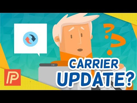 Carrier Settings Update On iPhone: What It Means & How To Do It!