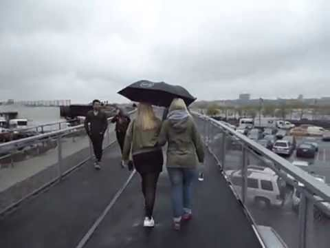 HighLine Park NYC Tour - Elevated Railroad Park - Chelsea, Meatpacking District