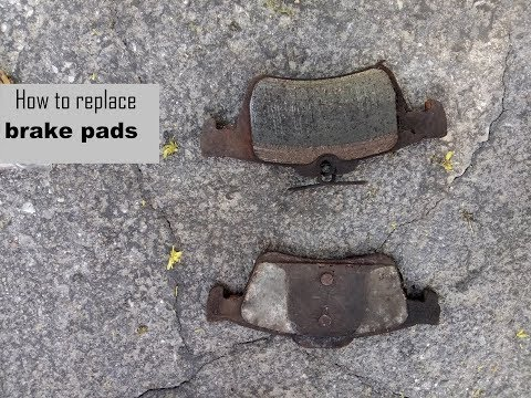 How to replace rear brake pads | 2007 Mazda 3 DIY video | #diy #brakepad