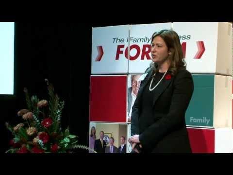 The Family Business FORUM - Robin Kovitz