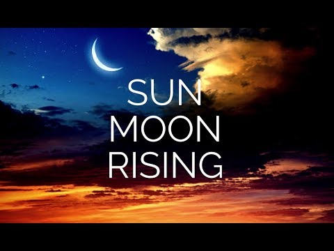 Difference Between Sun, Moon & Rising (Ascendant) Sign   Hannah's Elsewhere