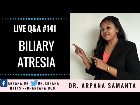 What Is Biliary Atresia ? Live Homeopathic Consultation #141