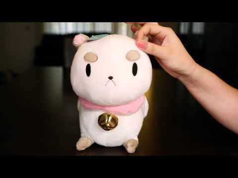 Puppy Cat Plush Collectible!