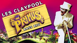 "Les Claypool Bass Rig - Primus  ""know Your Bass Player"" (1/2)"