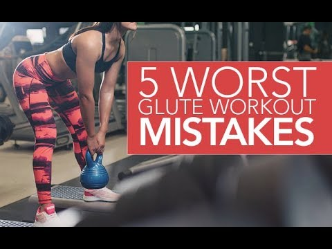 5 Worst Glutes Workout Mistakes Women Make (AND WHAT TO DO INSTEAD!!)