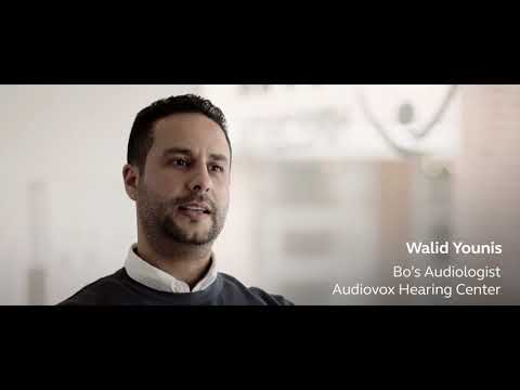ReSound LiNX 3D hearing aids testimonial: Bo Vestergaard (short version)