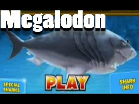 Hungry Shark evolution how to get megalodon