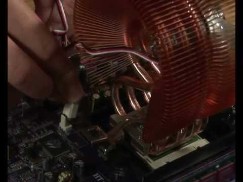 Install a Processor (CPU - Intel or AMD)