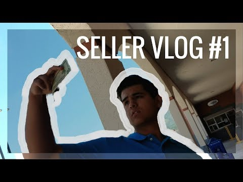 How To Sell Candy and Chips In High School   Seller Vlog #1    Papichulo tv Papi Chulo Tv