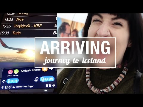 ICELAND 🇮🇸 | Day 1 - We Arrived in Reykjavik :D