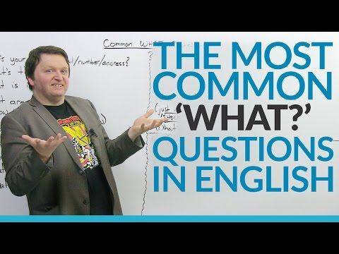The 10 Most Common