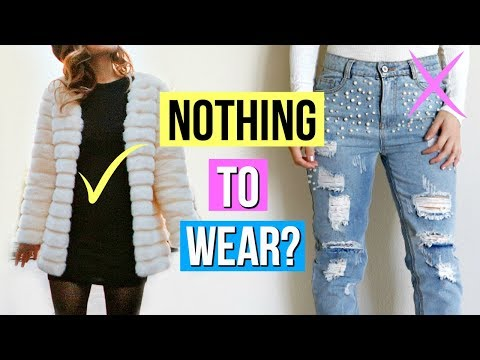 7 Outfit Travel Outfits! What to Wear When You Have Nothing to Wear?!