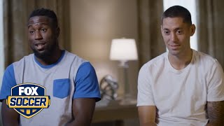 Clint Dempsey and Jozy Altidore on Gold Cup and USMNT | FOX SOCCER