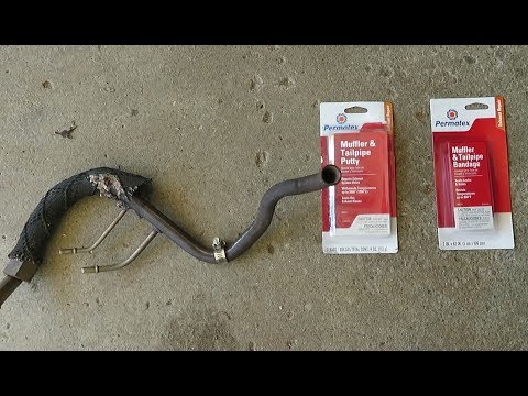 How to Replace or Repair a Leaky EGR Tube Ford F150, Explorer and More