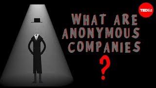 How exposing anonymous companies could cut down on crime - Global Witness