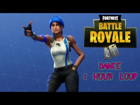 Fortnite Dance Loop 1 Hour