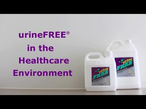 urineFREE: Removing Urine in the Healthcare Environment