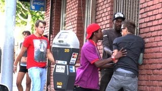 What Would You Do Prank With Steve-O