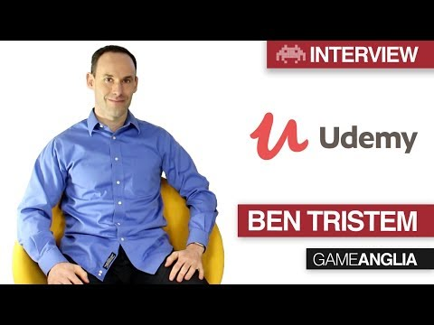Addicted to Learning | Ben Tristem Interview | Game Anglia