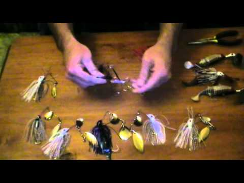 How To Put Stinger Hooks on Spinnerbaits