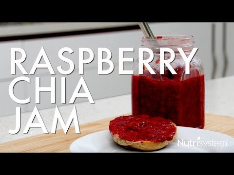 Raspberry Chia Jam Recipe