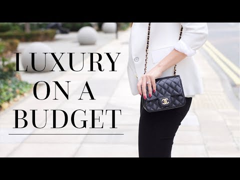 HOW TO BUY LUXURY ON A BUDGET | AD