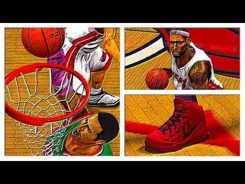 NBA 2k14 | My Career | Shoe Deal & 30 Points on the HEAT