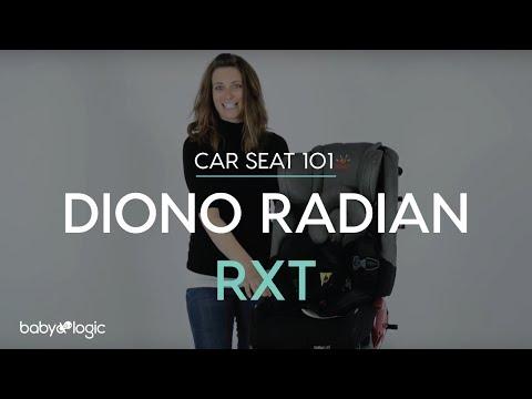 CAR SEAT 101: DIONO RXT
