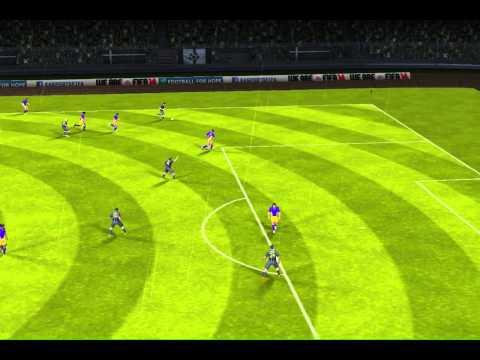 Outro Golaço de Llorente no Ultimate team no FIFA 14