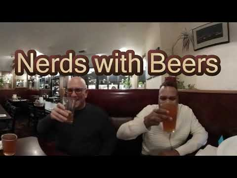 Nerds with beers with guest Jon Ryser (Teaser)