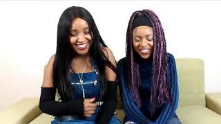 Реакция девочек на Bratia Stereo - Ayayay (ft. Tony Tonite)