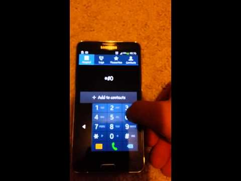 How to get the imei code for your note 3