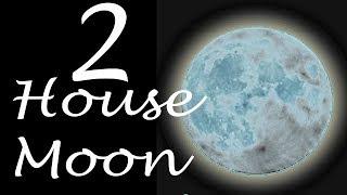 Lalkitab Astrology#Moon in 6th house#6th house mein chandrma