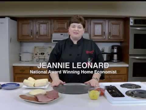 Jeannies Kitchen Spicy Italian Sandwich