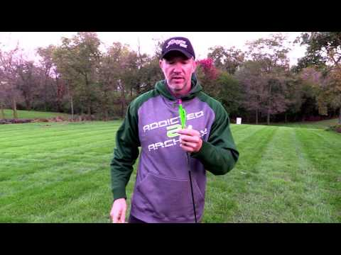 How to install a lighted nock& why I love Nockturnals