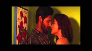 Ruslaan Mumtaz & Devshi Khanduri   Uncensored Kissing  Scene .. Film - Khel To Abb Shuru Hoga