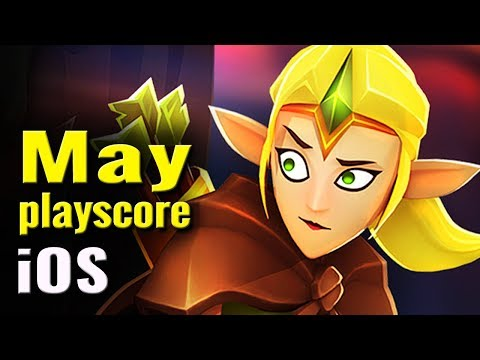 35 New iOs Games of May 2018 | Playscore