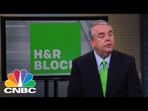 H&R Block CEO Bill Cobb: Tackling Taxes | Mad Money | CNBC