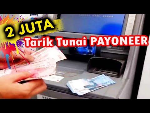Video Penarikan Tunai Payonner Stiforp 2 Juta
