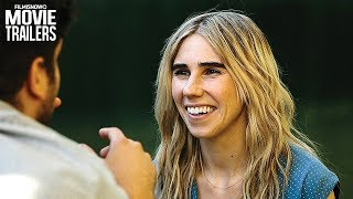 The Boy Downstairs | Trailer for rom-com with Zosia Mamet