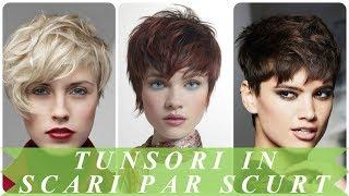 Modele De Tunsori In Scari Par Scurt 2018 Vidozee Downlo