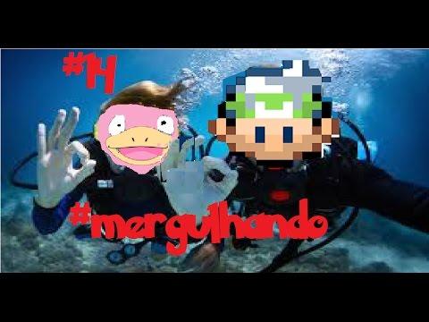 Pokémon Moon Emerald#14- Ganhamos o HM Dive!