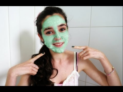 VERY EASY homemade facemasks