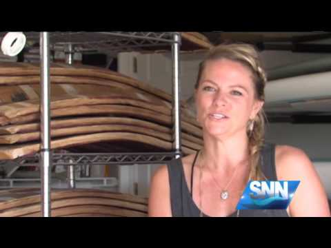 SNN: Empty Wine Barrels Into a Business