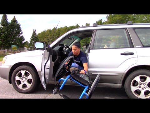 Wheelchair Car Transfer